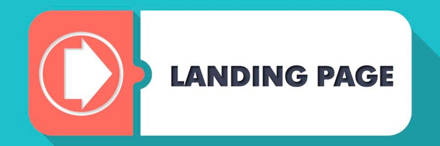 Конверсия лендинга и преимущества много страничного сайта в одном