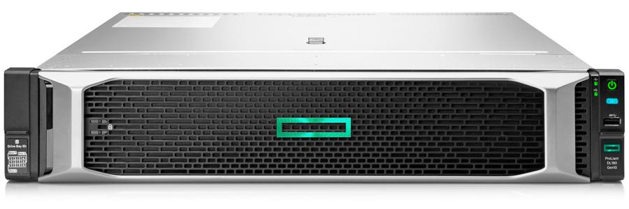 HPE Proliant DL180 Gen10 - идеальный сервер для небольшого предприятия