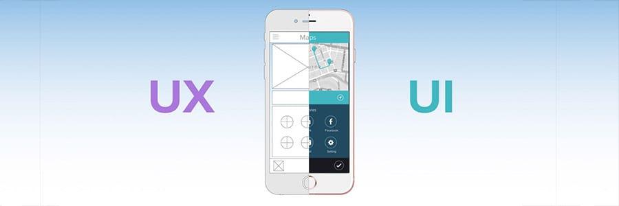 Отличие UX от UI дизайнера