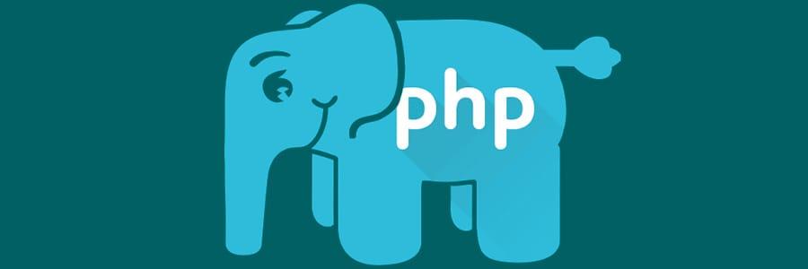 Лого PHP