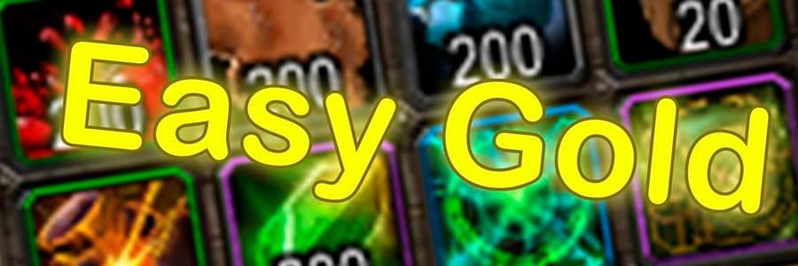 Заработок на прокачке персонажей World of Warcraft