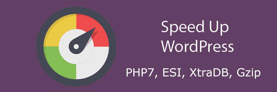 Продолжаем ускорять блог на WordPress - PHP7, ESI