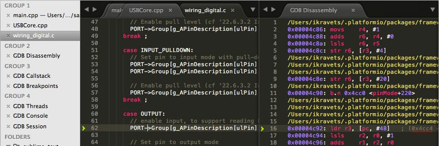 IDE Sublime Text