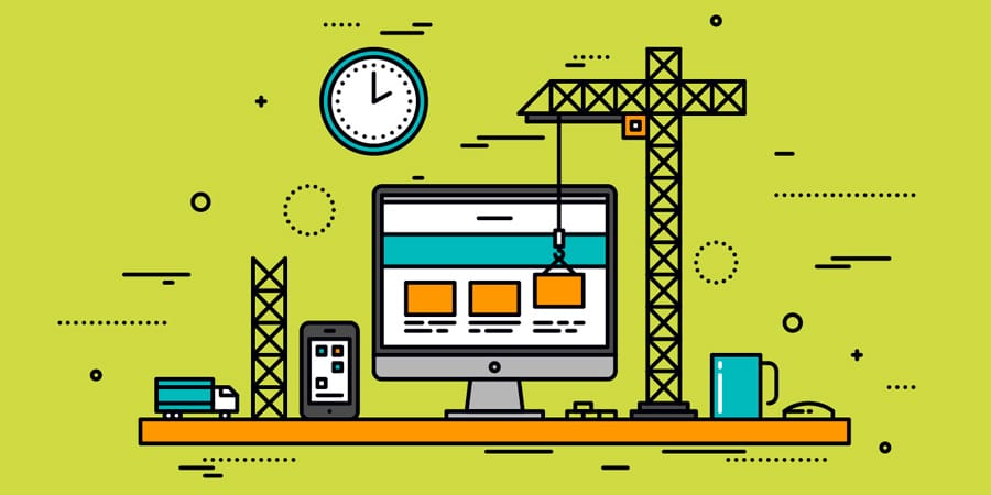 Этапы создания сайта: основной процесс разработки