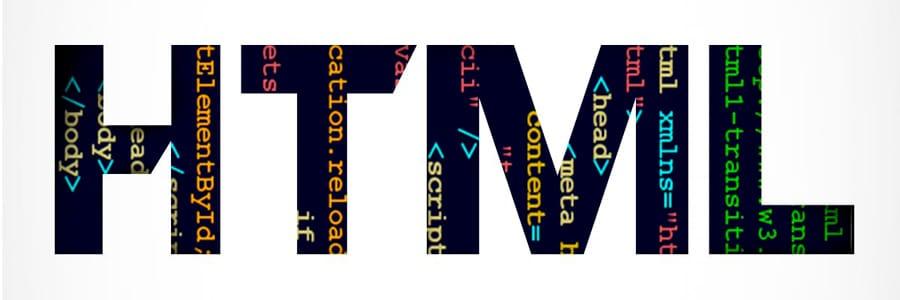 программирование HTML страниц